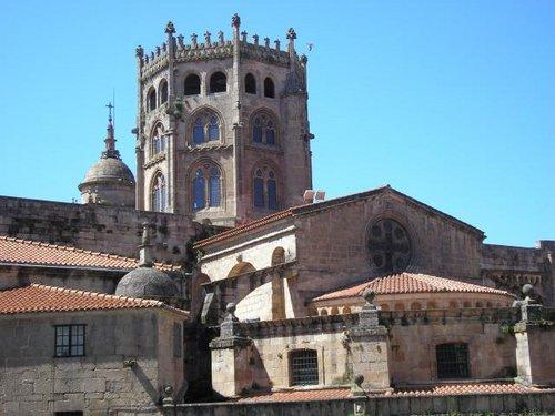 Catedral de ourense monumentos de ourense provincia de for Calle mateo de prado ourense